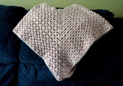 Crochet Child's Poncho