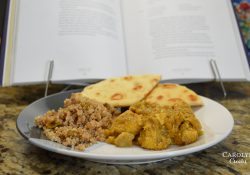 Moroccan Chicken and Quinoa