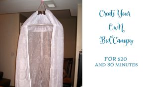 Create Your Own Bed Canopy