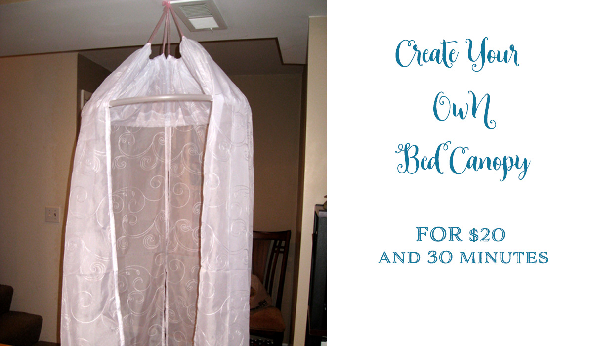 Make your own bed canopy create your own bed canopy for Design your own bed