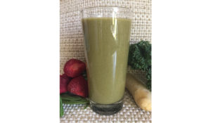 Double Down Green Smoothie